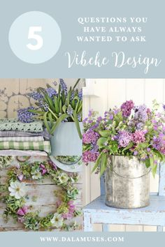 An insight into Vibeke's creative journey
