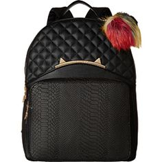 Betsey Johnson Cat's Meow Backpack