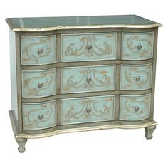 Found it at Wayfair - Garland 3 Drawer Chest in Pale Blue & Silverhttp://www.wayfair.com/daily-sales/p/Cozy-Traditional-Living-Room-Garland-3-Drawer-Chest-in-Pale-Blue-%26-Silver~CVV2483~E12998.html?refid=SBP.rBAZEVQIx-ZM7B01oJqfAlQRPGwUAUhouQP6OJESuC0