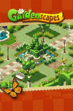 Rake your way through a storyline full of unexpected twists to restore a wonderful garden to its former glory!