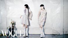 "Watch AyaBambi Dance in ""Short White Wedding!"" - Vogue"