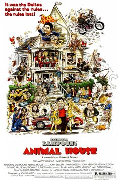 favorite movies National Lampoon's Animal House