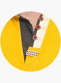 Buy Mode Vetements Yellow Solid Polo T-Shirt for Men Online India, Best Prices, Reviews | MO429MA96HCDINDFAS