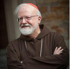 Cardinal Sean O'Malley of Boston