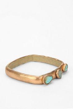 Double Happiness Turquoise Sampson Bracelet
