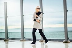 Comfy weekend outfit - Tickle Your Fancy   Lily.fi