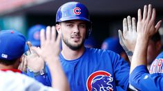 Five things we learned Monday: Aces struggle, but Kris Bryant doesn't