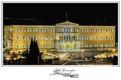 Greek Parliement by Stathis Youvanoglou on 500px