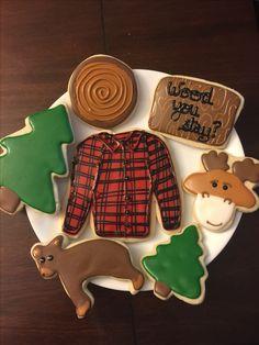 Outdoorsie sugar cookies