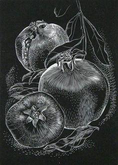 Pomagranates Artist: Gilmour, Leon Birth Date: 1907-1996 Year: 1945