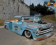 '59 Chev Side-step by ~Hemi-427 on deviantART