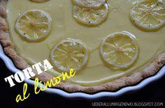 Überall & Nirgendwo: Torta al limone