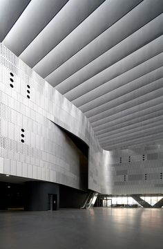 National Automobile Museum of Torino / CZA Architects.