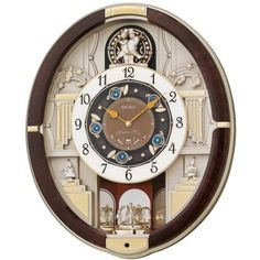 11 Best Seiko Musical Clocks Images Clock Wall Seiko