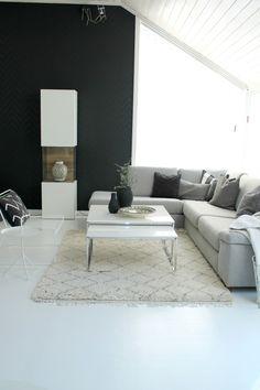 Ny stue... - Idyll og him