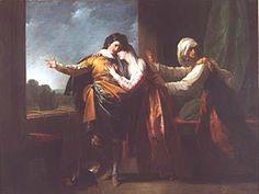 Ромео иДжульетта - Romeo and Juliet , Benjamin Vest, 1778