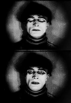 Silent film- The Cabinet of Dr. Caligari, 1920, Robert Wiene