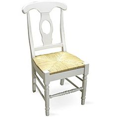 @Overstock - Dine in comfort and style with these classic Empire chairs  Dining furniture is made of beautiful solid wood  Chairs feature a box seat construction http://www.overstock.com/Home-Garden/Empire-Chairs-Set-of-2/4394711/product.html?CID=214117 $157.99