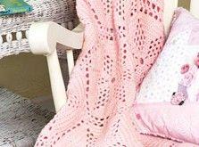 Twinkle Star Blanket free pattern