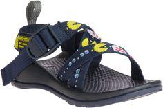 b5e3e9382b82 Chaco Z 1 Ecotread Sandals - PAC-MAN Waka Waka
