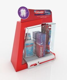 COUNTER TOP COLGATE on Behance