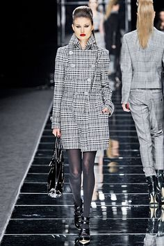 Edgy and Classic. John Richmond. Milan. Autumn/Winter 2012. Follow pins and tweets @Giselle Ugarte
