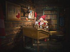 L'école des elfes à Santa Park