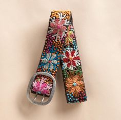 Sundance Fair Trade snowdrift belt.