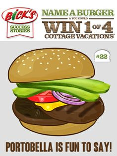 Win 1 of 4 Cottage Vacations from Bick's