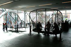 'Bij Mommers' Museum Cafe @ Textile Museum, Tilburg, The Netherlands