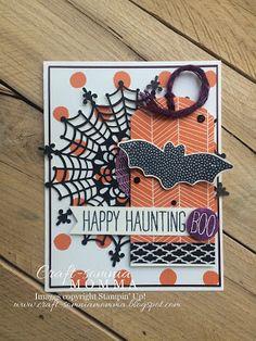 Happy Haunting ~ Sneak Peek by Breelin Renwick | Craft-somnia Momma