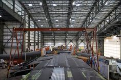 Stratolaunch's Gargantuan Flying Launchpad Edges Toward the Skies Space Exploration Technologies, Space Tourism, Dream Chaser, Landing Gear, Science News, World's Biggest, Ny Times