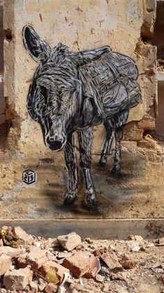 """C215: El """"Banksy"""" francés."""