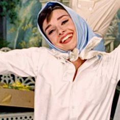 Audrey Hepburn 1957 Funny Face How To Be Lovely