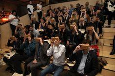 New York Times starts releasing VR material. https://plus.google.com/+PatrickWiller/posts/95Xh8muQwiW