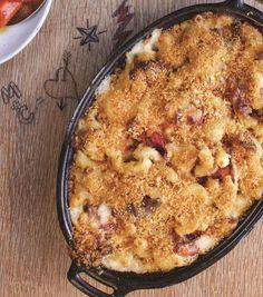Smoky Bacon Mac http://www.epicurious.com/recipes/food/views/Smoky-Bacon-Mac-51191210