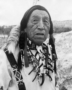Black Elk was involved in several battles with the U.S. cavalry. He participated, at about the age of twelve, in the Battle of Little Big Horn of 1876, and was injured in the Wounded Knee Massacre. He became a Medicine Man of the Oglala Sioux. He taught the first peace was to realize that we are one with all creation and to realize that at the center of all creation was the Great Spirit and that it is everywhere and within us