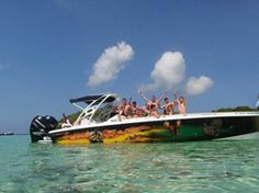 New St. Maarten Powerboat And Snorkel Tour Goes To Anguilla, Caribbean