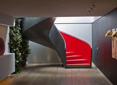 Wenteltrap In Woonkamer : Image 01.jpg stairs staircases wenteltrap escalier en