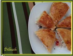 Dilkush. An easy snack.