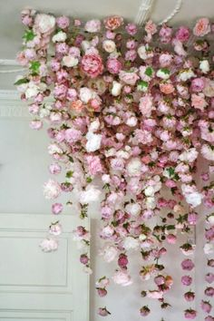Floral installation Magical