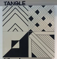 Tangle cement tile c