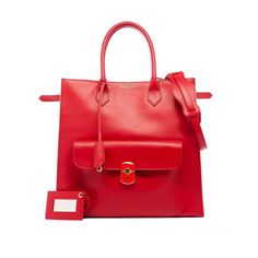 Balenciaga 2012 Big red leather bag Fendi Bags 4d5b1cbbeed83
