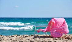 Our favorite beach towel this summer, from Turkish-T. Coastalliving.com