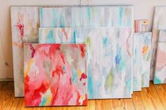 Renee Bouchon Art | Probably Polka Dots