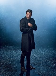 Ben Affleck / Photographed by Mark Seliger / For Details Magazine October 2014