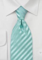 XXL-Krawatte einfarbig Streifen günstig kaufen