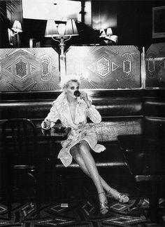 Nadja Auermann | Photography by Patrick Demarchelier | For Harper's Bazaar US | October 1994