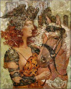 Recogedor: Alexander Sigov - Arte