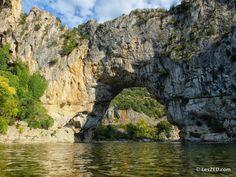 Le fameux Pont D'arc